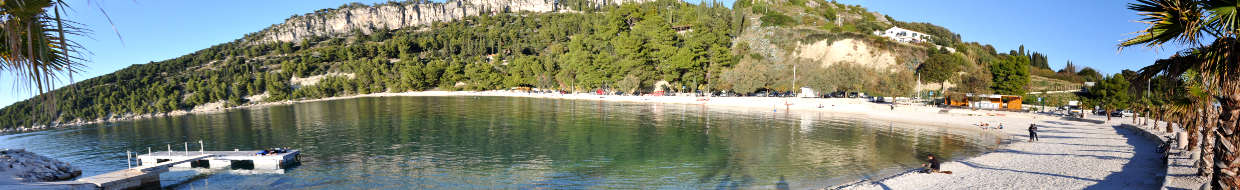 Split - Kasjuni Beach