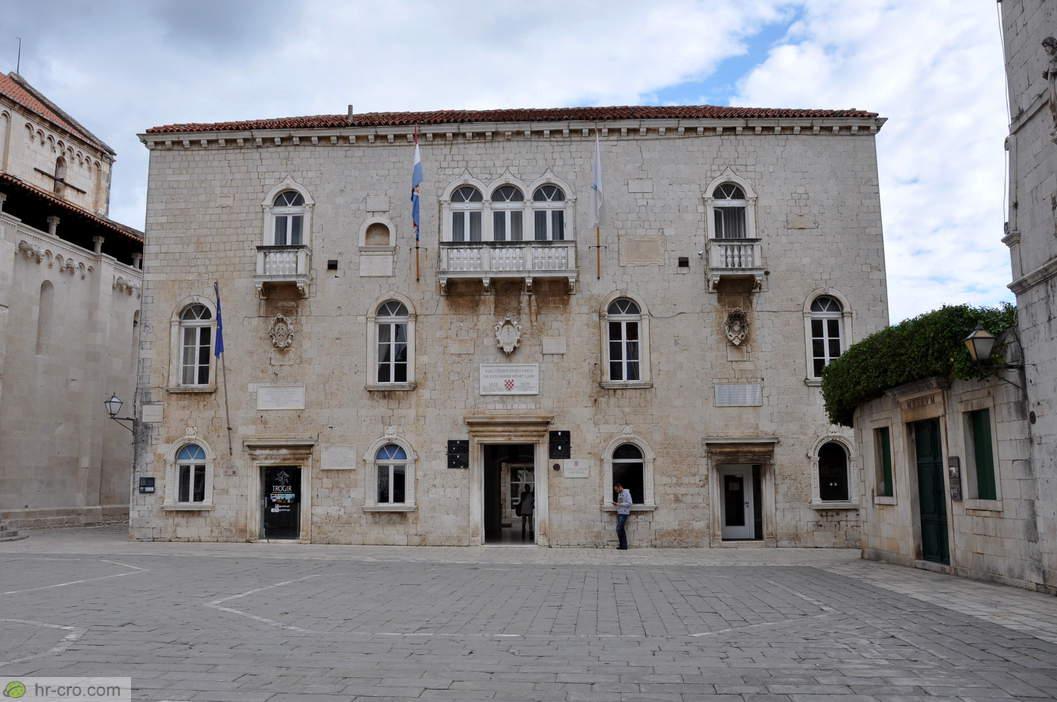 Trogir - Town Hall (Duke's Court)
